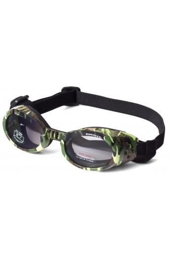 Doggles occhiali solari verde mimetico