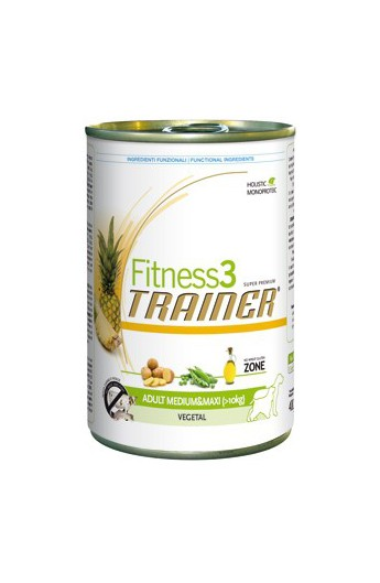 Trainer Fitness adult Medium & Maxi Vegetal