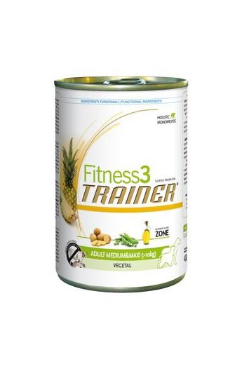 Trainer Fitness adult Medium & Maxi Vegetal