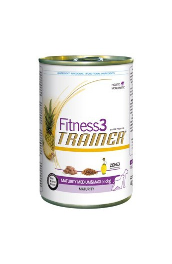 Trainer Fitness adult Medium & Maxi Maturity