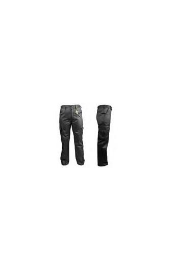 Pantalone addestramento nero Julius K9 (10UHS)