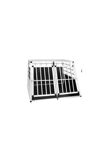 Trasportino gabbia in alluminio Camon (C170/B)