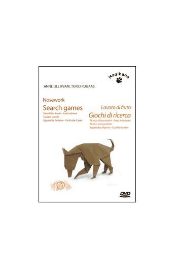 DVD Lavoro di fiuto-Giochi di ricerca