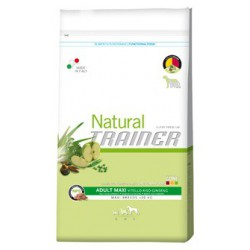 Trainer Natural Adult Manzo, Riso e Ginseng