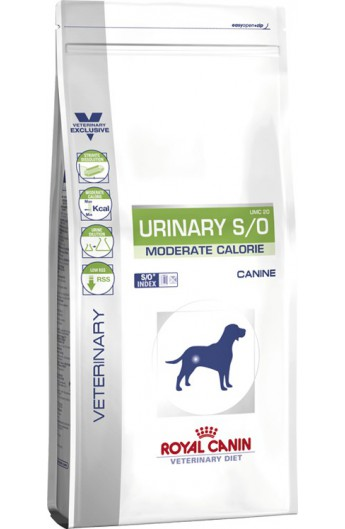 Royal Urinary S/O Moderate Calorie