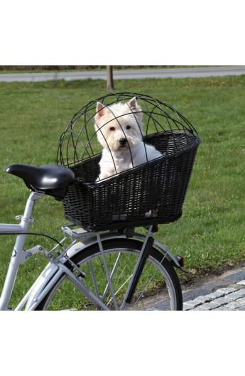 Cesto per bici con griglia Trixie (TX13117)