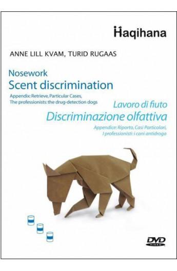 """DVD """"Lavoro di fiuto - Discriminazione olfattiva"""""""