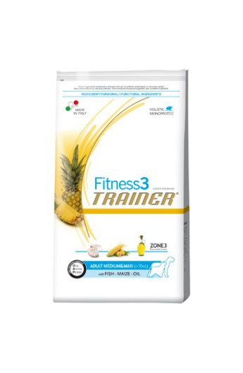 Trainer Fitness Adult Fish & Maize