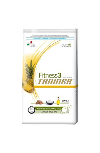 Trainer Fitness Adult Duck & Rice