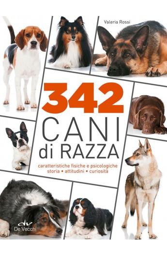 342 cani di razza (Giunti)
