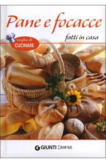 Pane e focacce fatti in casa (Giunti)