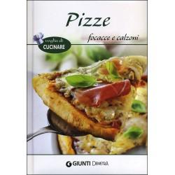 Pizze, focacce e calzoni (Giunti)