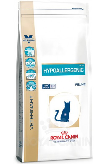 Royal gatto V-Diet Hypoallergenic