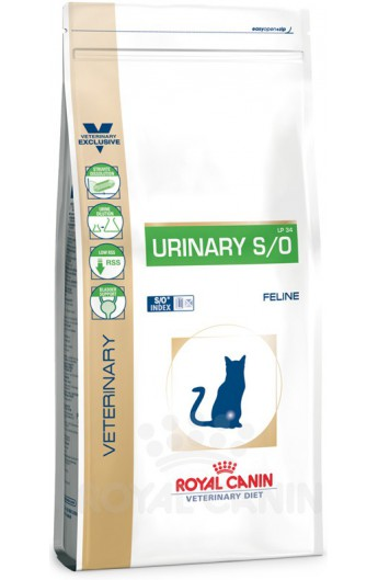 Royal Canin V-Diet Urinary S/O