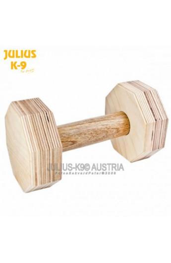 Riporto in legno Julius K9 (26365)
