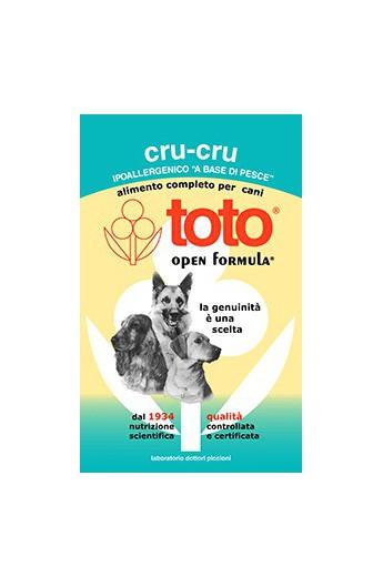 Toto Open Formula - Cru Cru