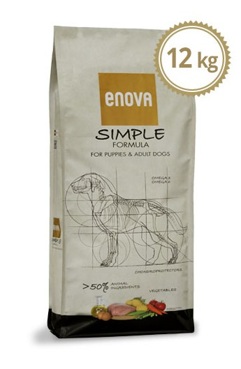 Enova cane Simple kg.12