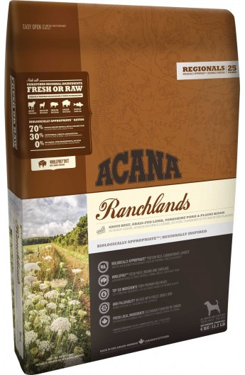 Acana Regionals - Ranchlands