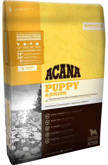 Acana Heritage - Puppy & Junior