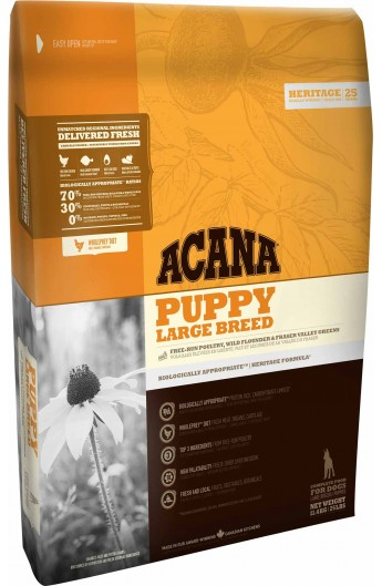 Acana Heritage - Puppy Large Breed
