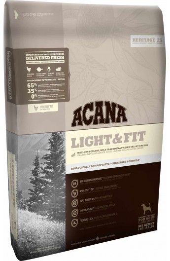 Acana Heritage - Light & Fit