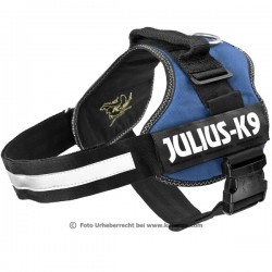 Pettorina Julius K9 Power blu