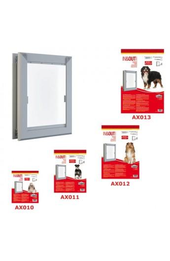 Porta per cani IN&OUT Aluminium Camon (AX010)