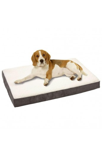 Cuscini Ortopedici Per Cani.Cuscino Ortopedico Memory Foam Karlie 68412 Qualazampa Pet Shop