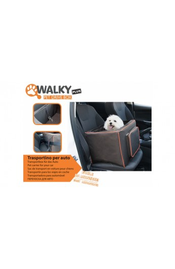 Trasportino auto Pet Drive Walky Camon (CW136)