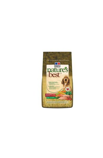 Hill's Nature's Best Puppy Mini-Medium con Pollo