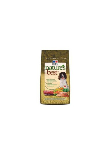 Hill's Nature's Best Adult Mini-Medium con Pollo
