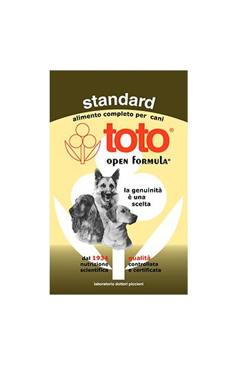 Toto Open Formula - Standard