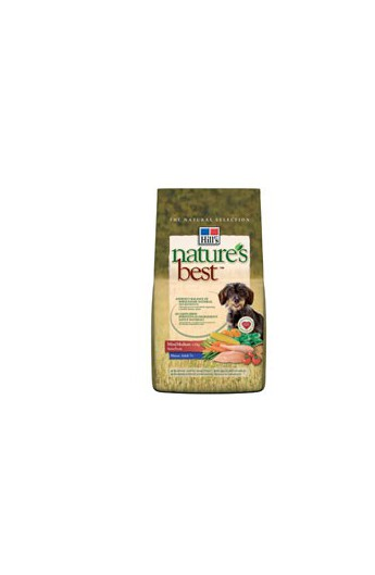 Hill's Nature's Best Mature Adult Mini-Medium con Pollo