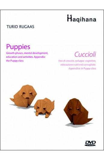 DVD Puppies -cuccioli