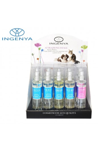 Profumo per cani Paris Ingenya (IC041) ml.100