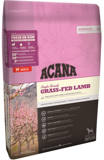 Acana Singles - Grass-Fed Lamb