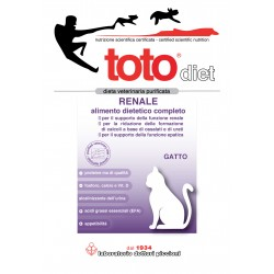 Toto Diet Renale gatto