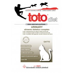 Toto Diet Urinary gatto