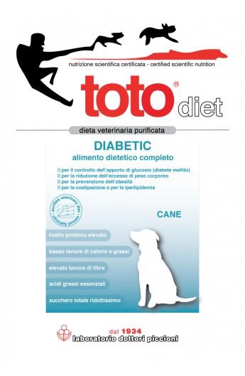 Toto Diet Diabetic cane Kg.4