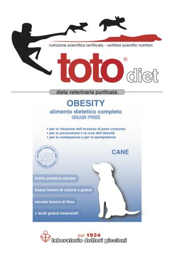 Toto Diet - Obesity