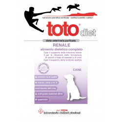Toto Diet - Renale