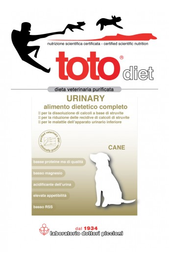 Toto Diet Urinary cane Kg.4