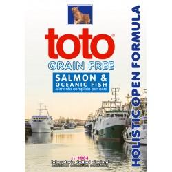 Toto Holistic Grain Free - Salmone e Pesce Oceanico