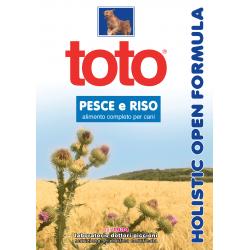 Toto Holistic - Pesce e Riso