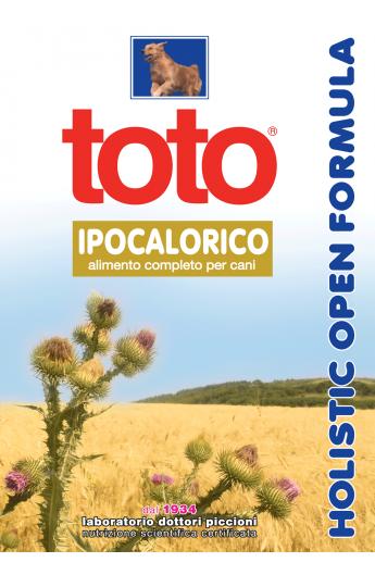 Toto Holistic - Ipocalorico