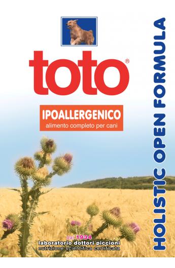 Toto Holistic - Ipoallergenico
