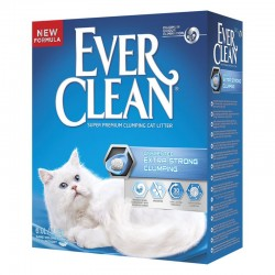 Lettiera Ever Clean Extra Strong Unscented