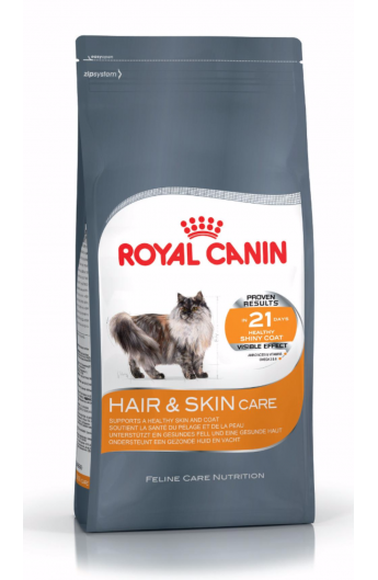 Royal Canin Hair & Skin Care