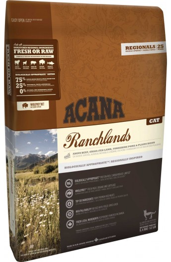 Acana Regionals Ranchlands Cat
