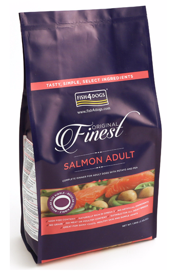 Fish4Dogs Adult Complete Salmon